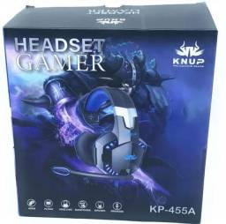 Headset gamer kp-455A