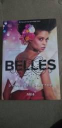 """Livro """"Belles"""" de Dhonielle Clayton."""