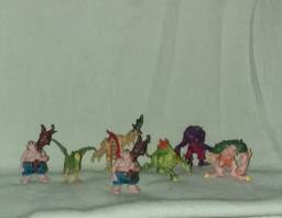 Lote de monstros
