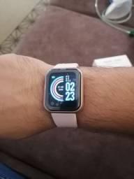 Smartwatch Y68 Rosa
