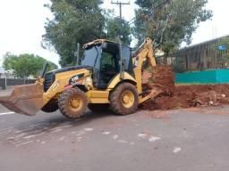 Locação de equipamentos pesados de construção e terraplanagem