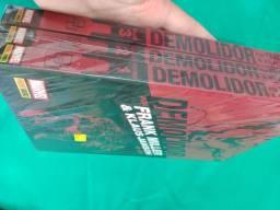 Demolidor por Frank Miller e Klaus Janson 1 a 3 completo  R$270,00 frete incluso