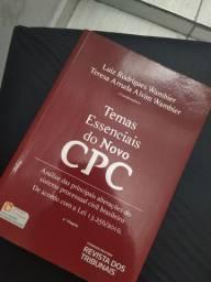 Temas essenciais do novo CPC de 120 por 50