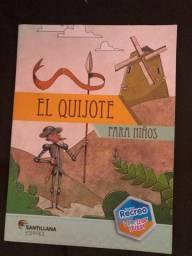 El quijote para niños