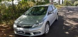 Honda Civic lxl 1.8 aut. completo 2013