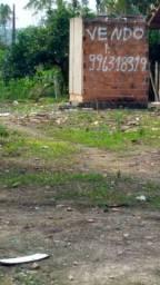 Vendo terreno 13/30 QUITADO EM ARAQUARI BAIRRO ITINGA LOTEAMENTO SANTO ANTÔNIO rua Ascurra