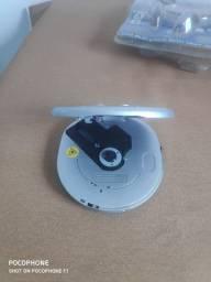 Discman MP3! Relíquia