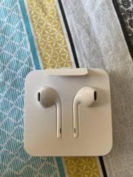 Fone de Ouvido Apple Original Nunca usado !