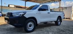 Hilux cabine simples 2017 $116900