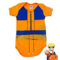 Body Bebe Tematico Naruto