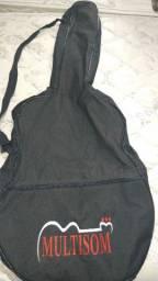 Capa de violão Multisom
