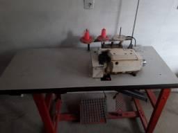 Vendo Máquina Industrial Overloque (frufru)