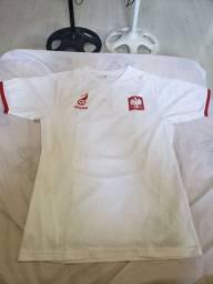 Camisa de seleção da Polônia
