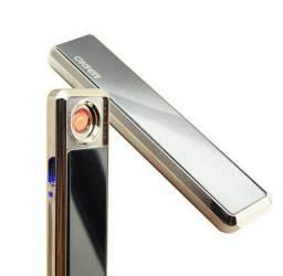 Isqueiro eletrônico USB plasma