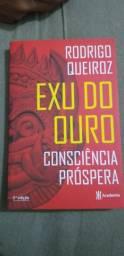 """Livro """"Exu do Ouro - Consciência Próspera"""""""