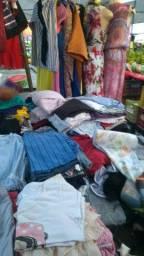 Bazar da feira são Conrrado