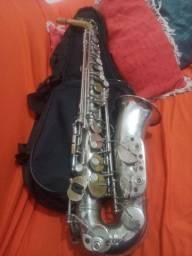 Sax alto weril Master Brasil aceito cartão
