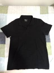 Camisa Hering Preta tamanho M