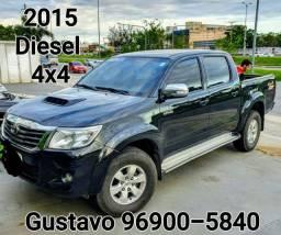 Hillux 2015 Diesel 4x4 Oportunidade