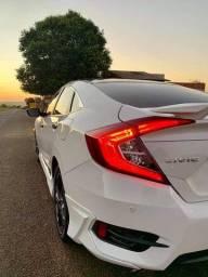 Honda Civic touring turbo completo 2017