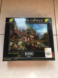 Quebra Cabeça 1000 peças NOVO