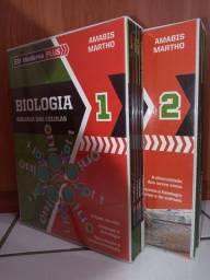 Conjunto Box de Livros de Biologia (Ensino Médio)