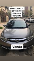 Vendo Honda Civic 2010/2011