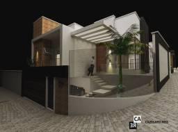 Casa de Alto Padrão - com piscina - Varginha MG