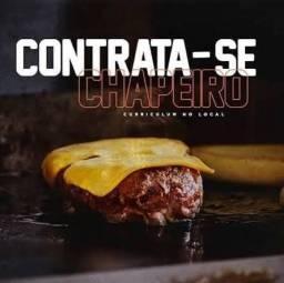 CONTRATA-SE CHAPEIRO