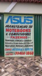 Promoção em assistência técnica de Notebook e Computadores