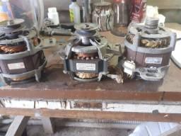 Motor de lavadora de roupa