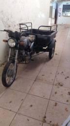 Triciclo único dono