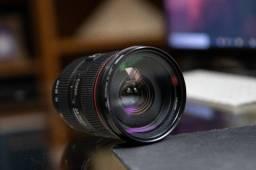 Lente Canon EF 24-70 f2.8 Usm II