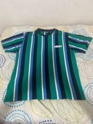 Camisa High Listrada