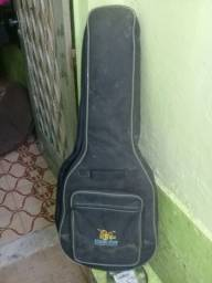 Capa de violão sonic som