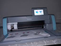 Impressora de Corte nova, modelo brother SDX125