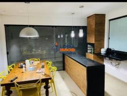 Lidera Imob - Casa no Muchila, Duplex, Mobiliada, 4 Quartos, Suítes, Closet, Garagem Cober