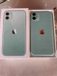 iPhone 11 verde.