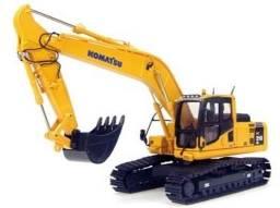 Escavadeira Hidráulica Komatsu PC210