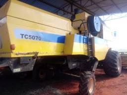TC 5070 - Ano 2010 com 2.300 Horas, 20 Pés - (Máquina Extra).