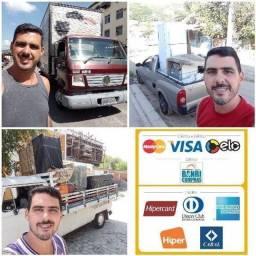 Mudanças e Fretes Para todo Brasil zap 9 8 6 7 7 2 7 5 6