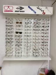 Expositor de óculos suspenso