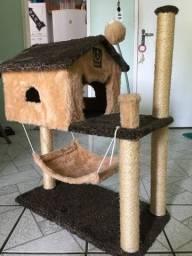 Vendo casinha para gatos