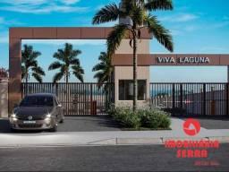 SGJ [K138] Viva Laguna - 2 quartos - 42m² - Entrada parcelada em até 48X