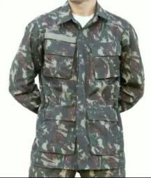 Blusão camuflado original