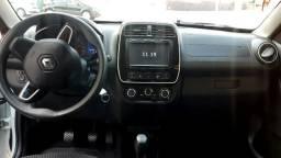 Título do anúncio: 15-Renault Kwid 1.0 Flex 2018 Baixissimo km