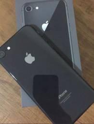 iPhone 8 leia o anúncio .