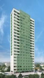 Apto mobiliado flat 28 m², piscina, academia