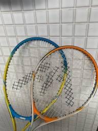 Raquete de tênis adams star 21
