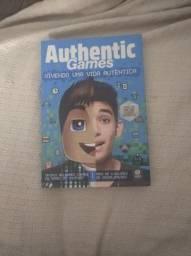 Livro do Youtuber AuthenticGames